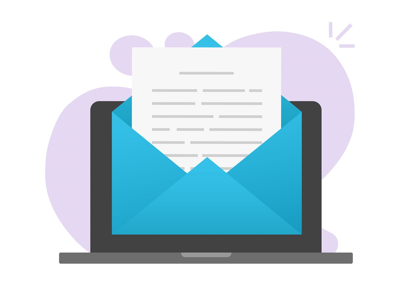 send an email how to ask for a testimonial