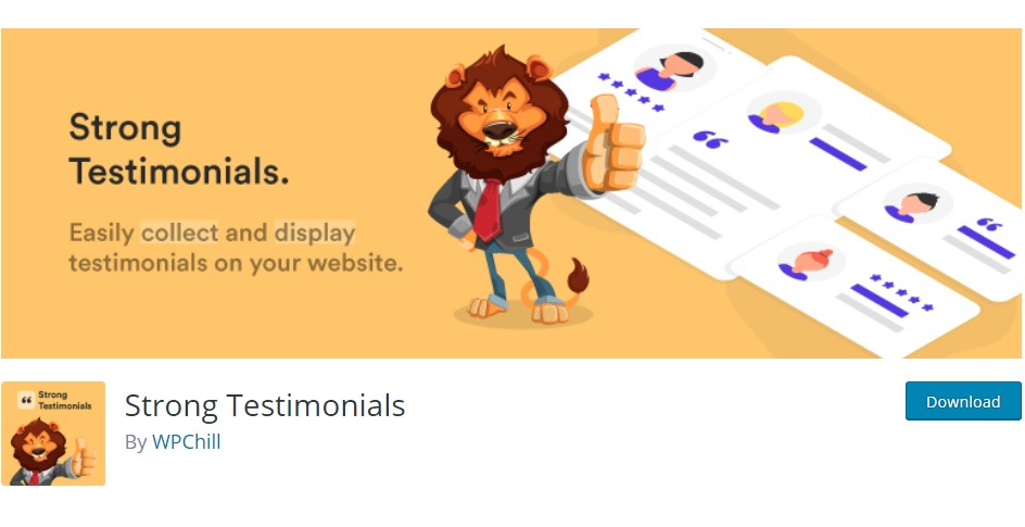 strong testimonials plugin add testimonials in beaver builder
