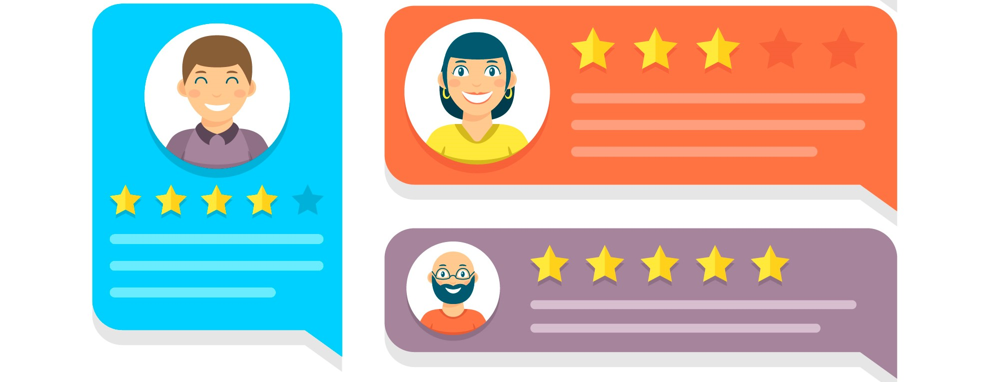 change the way testimonials in quotes are displayed
