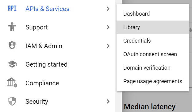 APIs & Services > Library. to display Google reviews to wordpress