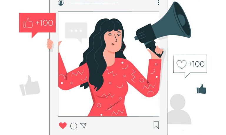 influencer persuading people