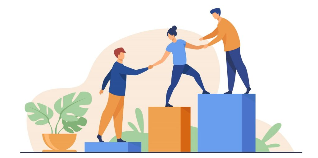 Clients reaching their goals